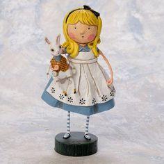Lori Mitchell Alice in Wonderland