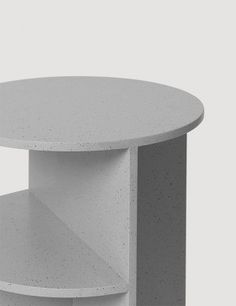 Halves side table by canadian design studio MSDS for Muuto - Muuto