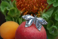 Spoon Ring Butterfly by Silver Spoon Jewelry by silverspoonj, $48.00
