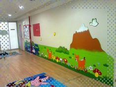 School hallway decorations   funnycrafts