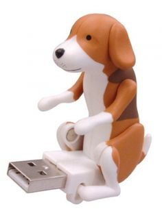 gag gifts for christmas for kids - E.life Humping Dog USB Flash Drives, Girls Cute Pen Drive, Christmas Gift Toy, Halloween Gag Trick Gifts - Brown >>> Click image for more details. (This is an affiliate link) Best Gag Gifts, Cool Gifts, Funny Gifts, Awesome Gifts, Usb Gadgets, Gadgets And Gizmos, Technology Gadgets, Gag Gifts Christmas, Christmas Decor