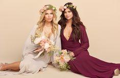 Bridesmaids ~ Show Me Your Mumu ~ Winter 2018 Bridesmaids, Bridesmaid Dresses, Wedding Dresses, Bridal, Couples, Winter, Fashion, Bridesmade Dresses, Bride Dresses