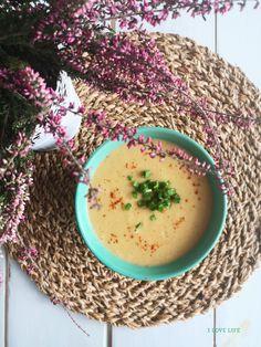 I LOVE LIFE - Strona 5 z 41 - blog kulinarny Love Life, My Love, Hummus, Feta, Ethnic Recipes, Blog, Blogging