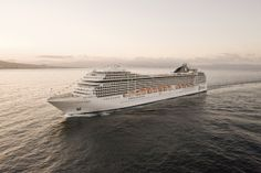 MSC Poesia cruise ship  www.susanmcdanieltravel.com