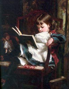 pintura de Alfred Morgan