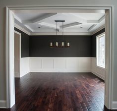 wainscoting dining room. Interesting Dining I Love The Wainscoting And Paint Colorperfect For Dining Room Room  Paneling Images Ideas Cool Spa And Wainscoting Dining Room D