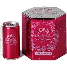 sofia minis champagne in a can - chasing saturdays