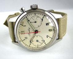 Vintage Breitling <3. (Click on photo for high-res. image.) Photo found here: http://free-man.tumblr.com/post/1246441348/vintage-breitling