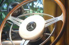 vintage steering wheel