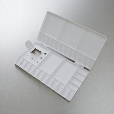 Loxley Plastic Folding Palette | Loxley Art Supplies | UK's Finest Art Supplies | Cass Art | Brands | Cass Art | UK's Finest Art Supplies | Cass Art