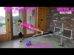 ▶ 5-Week Bikini Boot Camp: Week 4 - Total Gym Pulse - YouTube