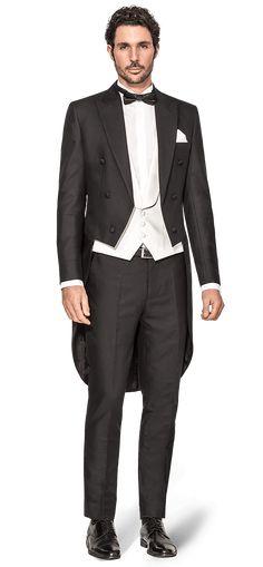 Custom Tailcoat https://www.hockerty.com/en-us/men/custom-tail-coat/ Choose your wedding suit