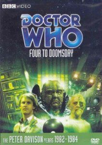 Amazon.com: Doctor Who: Four to Doomsday (Story 118): Peter Davison, Matthew Waterhouse, Sarah Sutton, Janet Fielding, John Black, John Nath...