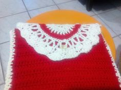 Funda tablet crochet