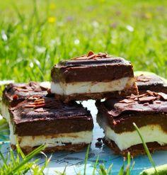 Voilà un dessert qui me tentait depuis trés longtemps. Je crois que j'avais même acheter le moule Demarle tablette juste pour cette gourmandise chocolatée. Et puis en calculant le nombre de Propoints et de calories je m'etais rendu compte que c'etait.....Comment...