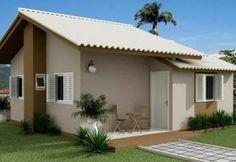 75 Fachadas de Casas Simples e Pequenas – Fotos