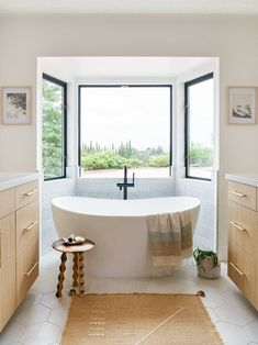 floating tub ideas