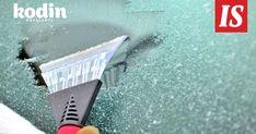 Tiesitkö, että etikan avulla sulatat tuulilasin pakkasaamuna? Voit taistella jäätymistä vastaan kahdella tavalla.