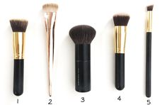 Makeup Brushes, Contour, Blush, Highlight, Cheeks, Favorites www.lovesimplykate.com