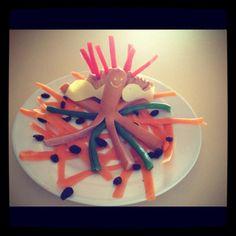 creative food Super Mum, School Lunch Box, Potty Training, Creative Food, Bento, Farm Animals, Blog, Ideas, Style