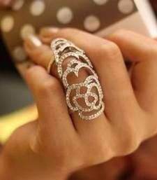 Buy Gorgeous Double Ring Online