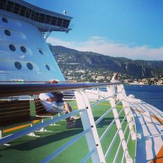 Imagine to be here now ... Navigator of the Seas