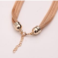 Bohemian Multilayer Gold Artificial Pearl Hollow Ball Unique Style Necklace Party Gift for Women