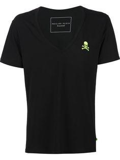 PHILIPP PLEIN 'Line' T-Shirt. #philippplein #cloth #t-shirt