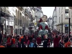 Royal de Luxe | The giants journey in Limerick