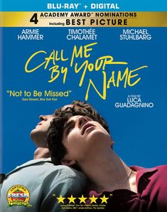 Exclusive Call Me By Your Name Blu-ray/DVD Details | PEOPLE.com