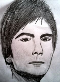 Damon( ian somerhalder) sketch