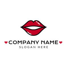 Anyone can create a cosmetics logo in an easy way with the help of DesignEvo's cosmetic logo maker. Choose from stunning cosmetic logo templates to customize your design now. Lip Logo, Cosmetic Logo, Logo Design, Graphic Design, Logo Maker, Creative Logo, Logo Ideas, Red Lips, Logo Templates