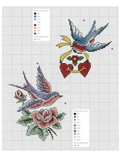 Thrilling Designing Your Own Cross Stitch Embroidery Patterns Ideas. Exhilarating Designing Your Own Cross Stitch Embroidery Patterns Ideas. Cross Stitch Letters, Cross Stitch Boards, Cross Stitch Heart, Cross Stitch Animals, Cross Stitch Flowers, Learn Embroidery, Cross Stitch Embroidery, Cross Stitch Tattoo, Christmas Embroidery Patterns