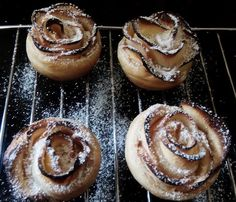 Puff Pastry Apple Roses. Check out our video recipe!