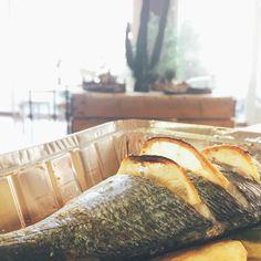 Dorada al horno con panaderas #lasrecetasdeisa #avila#madewithcariño
