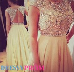 Best Selling Prom Dresses 2014, 2014 Prom Dresses Under 200, Champagne Prom Dresses, New Arrival Prom Dresses For Sale, Custom Made 8229 on Etsy, £116.07