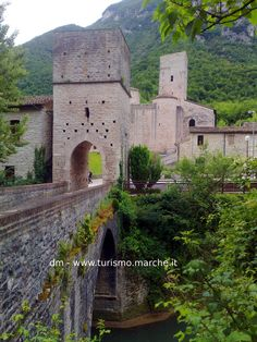 San Vittore of Genga - Marche, Italy