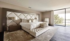 House bedroom design modern luxury bedroom design luxury bedrooms interior design with elegant large size of . Modern Luxury Bedroom, Luxury Bedroom Design, Master Bedroom Design, Contemporary Bedroom, Luxurious Bedrooms, Home Bedroom, Bedroom Decor, Glamorous Bedrooms, Luxury Bedrooms