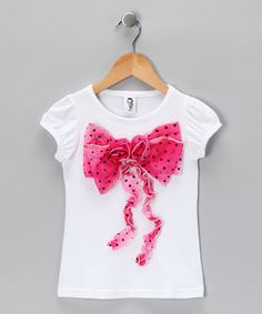 Cute! Would be adorable  with a black skirt