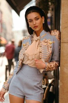 Fashionista T - - Stage Outfits, Mode Outfits, Girl Outfits, Look Fashion, High Fashion, Fashion Design, Korean Fashion, American Fashion, Red Fashion