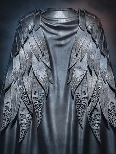 Fan Art : The Elvenking of Mirkwood Thranduil - Work in Prcess : Part 01 - Upper Body : Armour and Costume - Used Program - Modeling : Max,Zbrush Cape Base Simulation : Marvelous Designer Sculpture : Zbrush Render : Zbrush Final Edit : Photoshop Mode Inspiration, Character Inspiration, Thranduil, Look At You, Larp, Costume Design, How To Make, How To Wear, Fancy