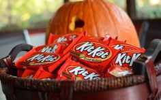 TRY to avoid the candy in the bottom half of this list this Halloween. They're fattening sugar bombs.