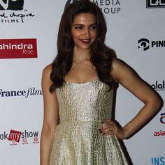 Deepika Padukone at The Mumbai Film Festival 2014