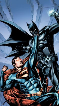 Batman & Superman in Smallville Season 11 comic Batman Vs Superman, Batman Versus, Superman Suit, Iron Batman, Batman Fight, Superman Artwork, Marvel Dc Comics, Hq Marvel, Comic Book Characters