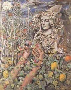 Resultado de imagen de dama de elche dibujo