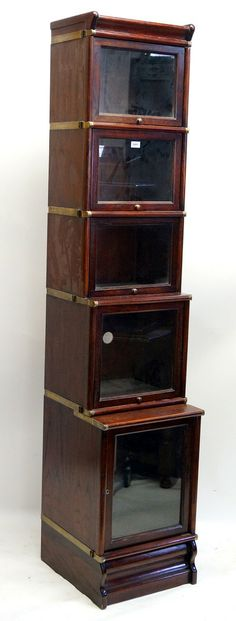 Verrassend 52 Best Globe-Wernicke images in 2018 | Barrister bookcase NV-45