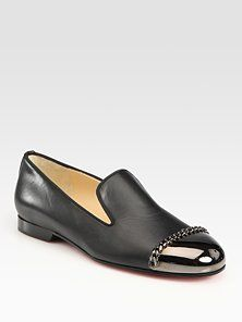 Louboutin loafers. On my imaginary Christmas list.