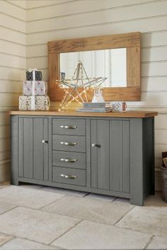 Hartford® Grey Sideboard from Next