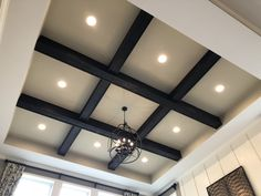 Wooden Ceiling Design, House Ceiling Design, Bedroom False Ceiling Design, Wooden Ceilings, High Ceiling Living Room, Home Ceiling, Ceiling Beams, Faux Wooden Beams, Wood Beams