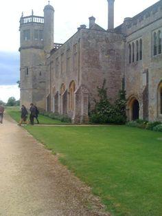 Lacock Abbey / England